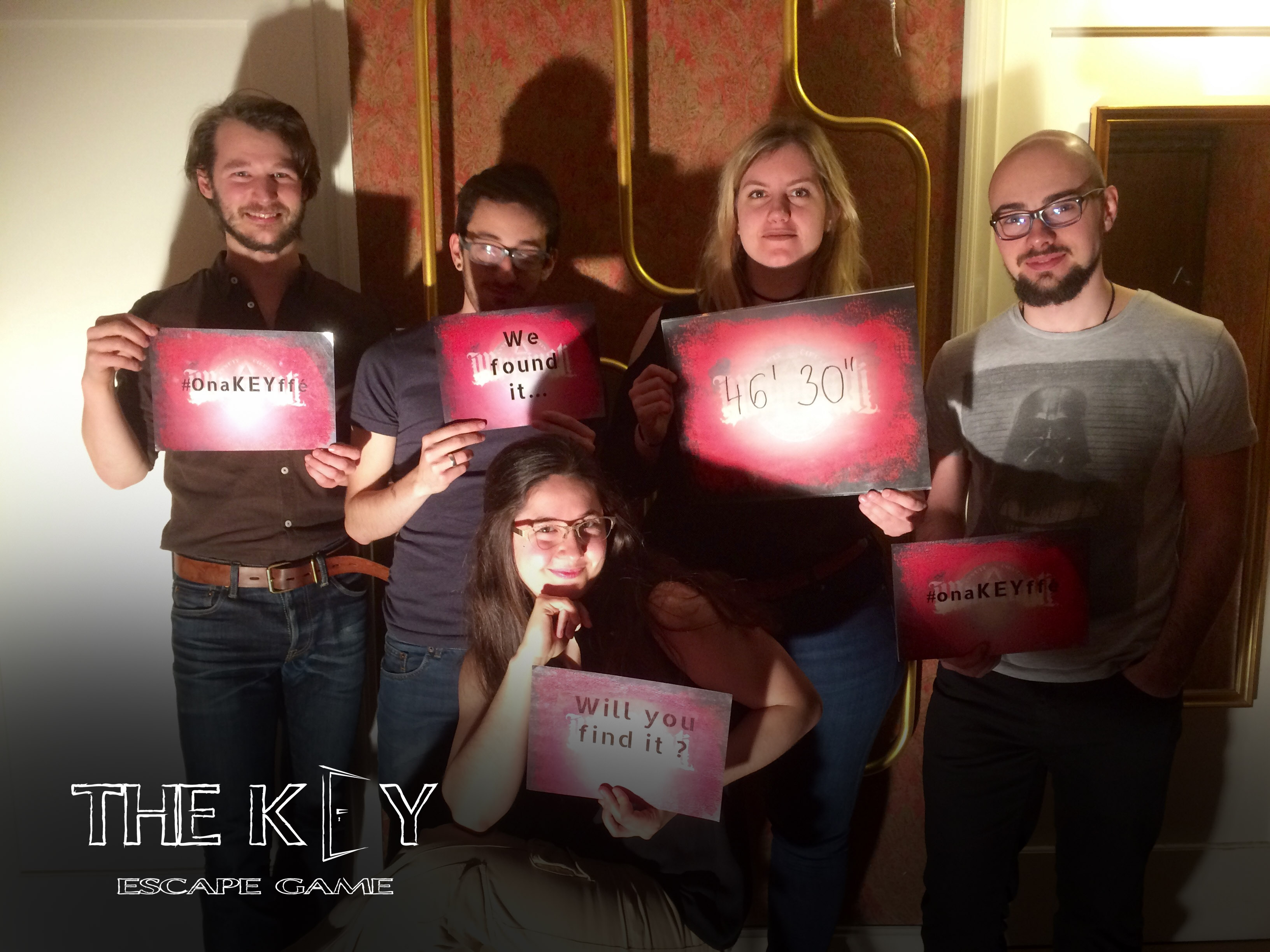 The KEY Best Escape Lausanne