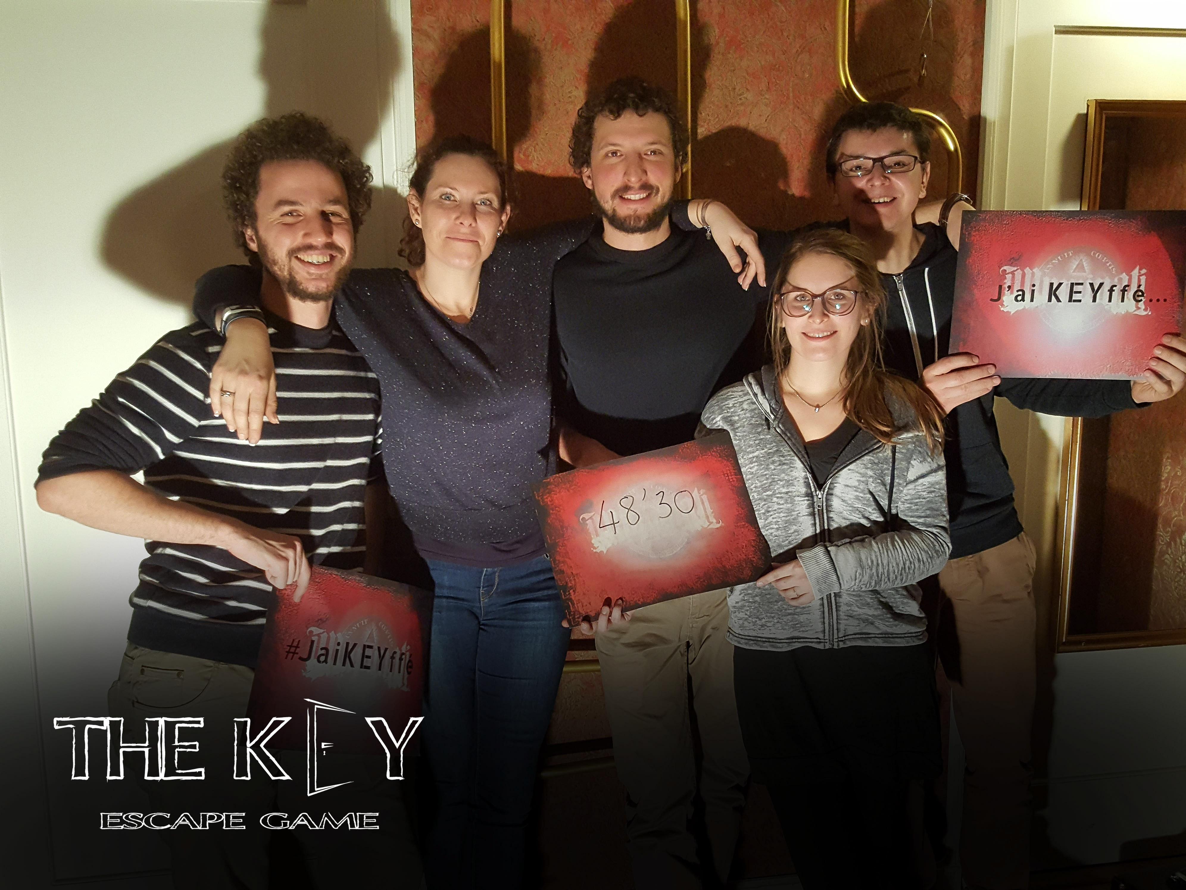The KEY Best Escape Lausanne