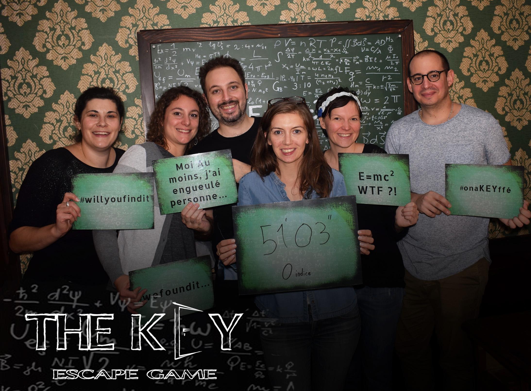 The KEY - Best Escape Lausanne