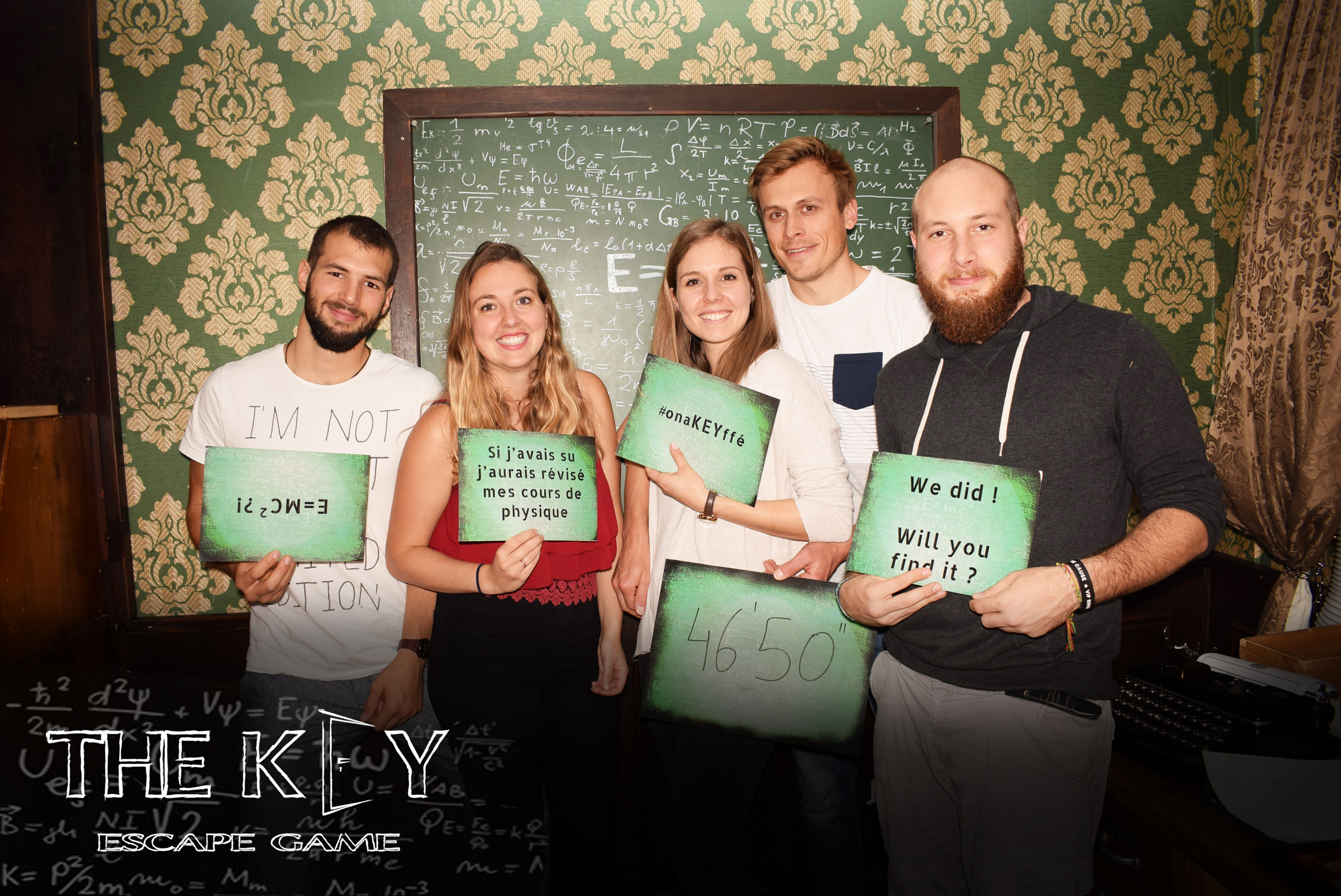 Best Escape Game Lausanne